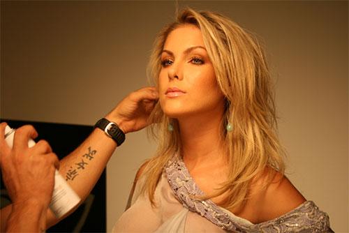 Modelos brasileiras famosas: Ana Hickmann