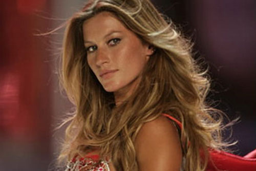 Gisele Bündchen top model do Brasil
