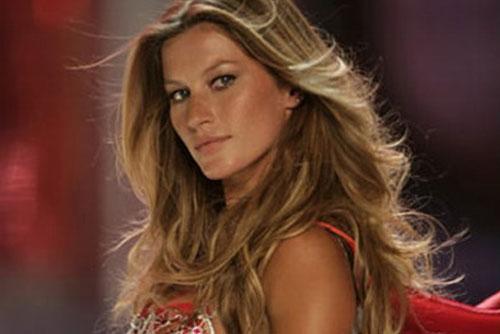 Gisele Bündchen top model do Brasil
