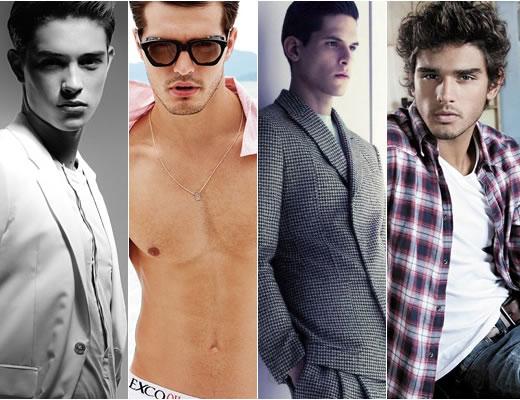 Como ser modelo masculino de sucesso? Eis a questão!