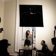 Ensaio fotográfico para modelos