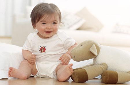 Agências de modelos bebês.