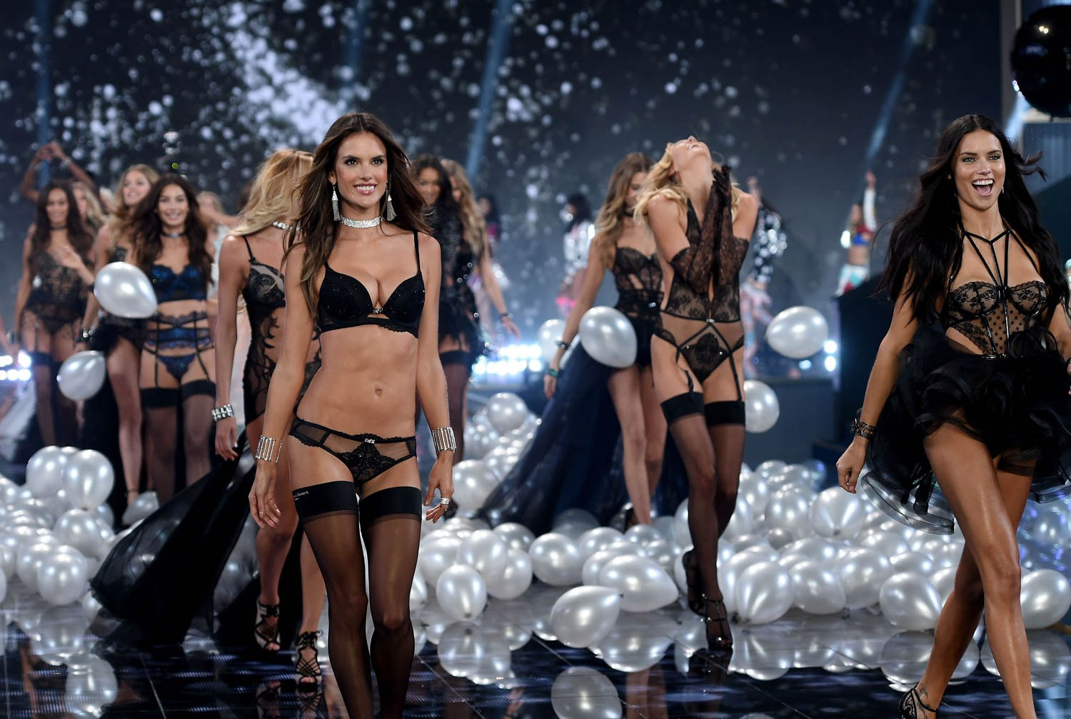 Angels da Victoria's Secret Fashion Show - Show